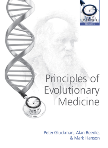 EvolutionaryMedicine